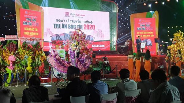 FUTA Bus Lines tổ chức ngày hội tri ân bác tài 2020. Ảnh: Phương Trang Group.