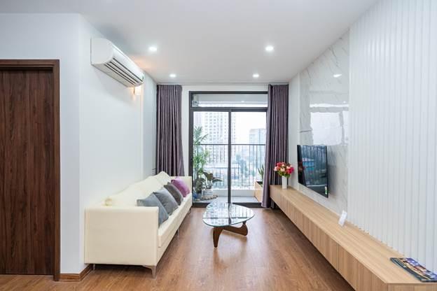 Thiết kế tối ưu trong căn hộ Phú Thịnh Green Park - 1