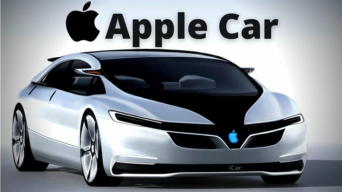 Concept xe tự lái của Apple. Ảnh: Wccftech.