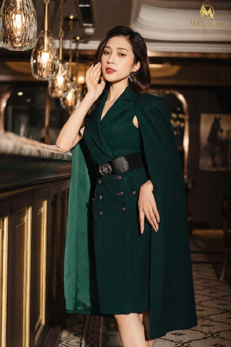 MELYA.vn Luxury dành cho những nữ doanh nhân (sửa thành : dành cho những quý cô gợi cảm, quyến rũ, sang trọng)