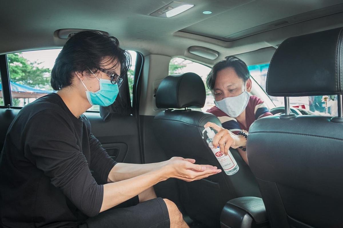 Dịch vụ GrabCar tại Phú Quốc mang tới lựa chọn di chuyển mới cho khách du lịch và người dân địa phương. Ảnh: Grab.