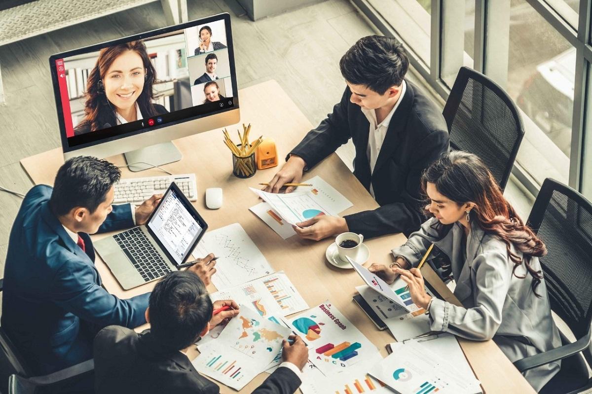Chatwork hỗ trợ đẩy nhanh tiến trình số hóa của doanh nghiệp.