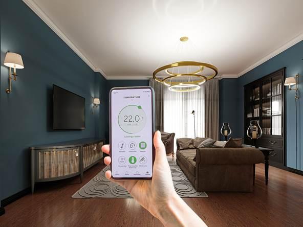 Smart home là một trong những chuẩn mực sống của cư dân thượng lưu. Ảnh: BCG Land.