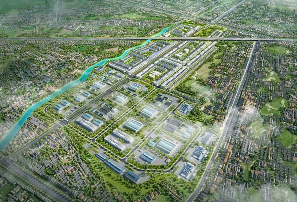The Sol City - điểm sáng của bất động sản vùng TP HCM mở rộng.