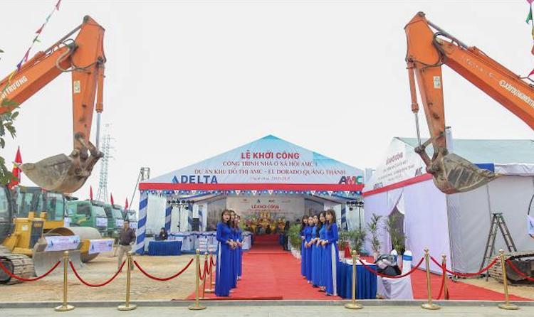 Delta Group khởi công dự án AMC- El Dorado Thanh Hóa - 4