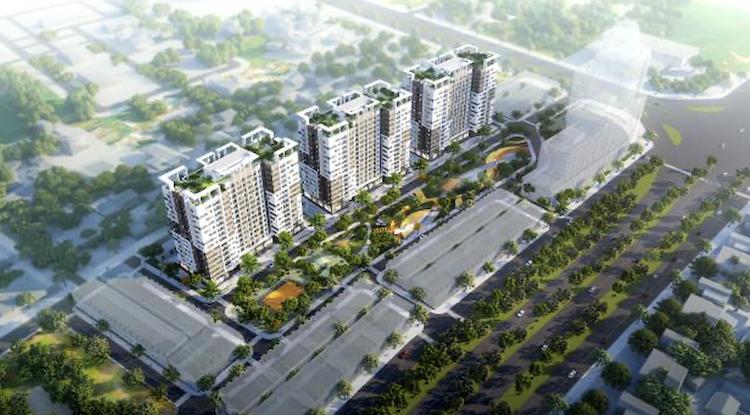 Dự án Khu đô thị AMC – EL DORADO tại phường Quảng Thành, Thành phố Thanh Hóa.