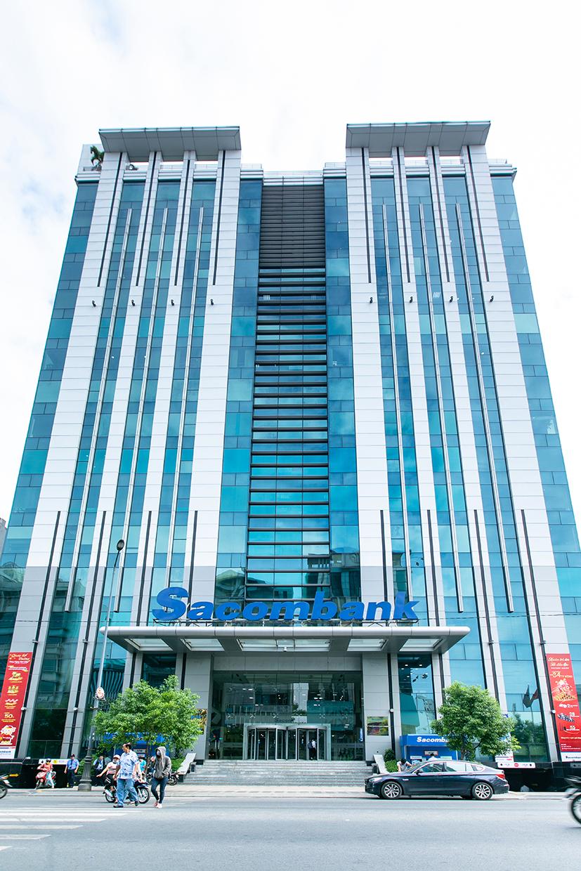 Sacombank hoạt động hiệu quả trong giai đoạn thách thức năm 2020. Ảnh: Sacombank.