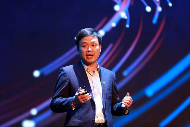 Ông Phạm Minh Tuấn, CEO FPT Software.