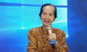 Bà Phạm Chi Lan: Tôi muốn một 'nhà nước hành động' mạnh mẽ hơn nữa