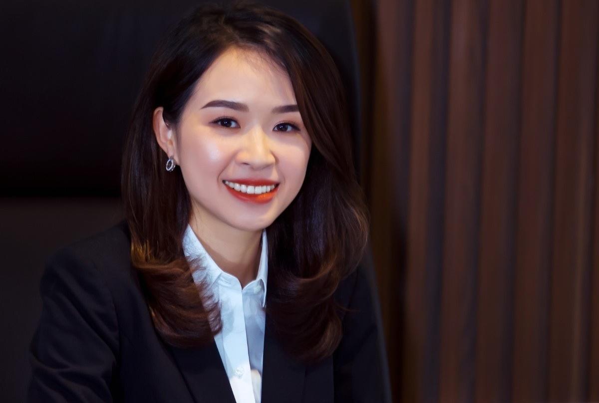 Bà Trần Thị Thu Hằng. Ảnh: KLB.