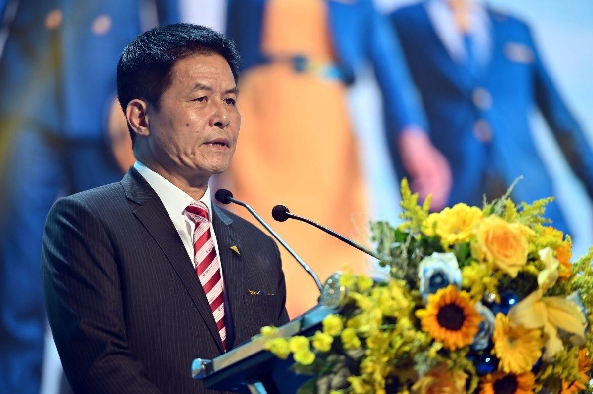 Ông Nguyễn Quốc Kỳ, Chủ tịch Hội đồng quản trị Vietravel. Ảnh: Hoàng Anh.