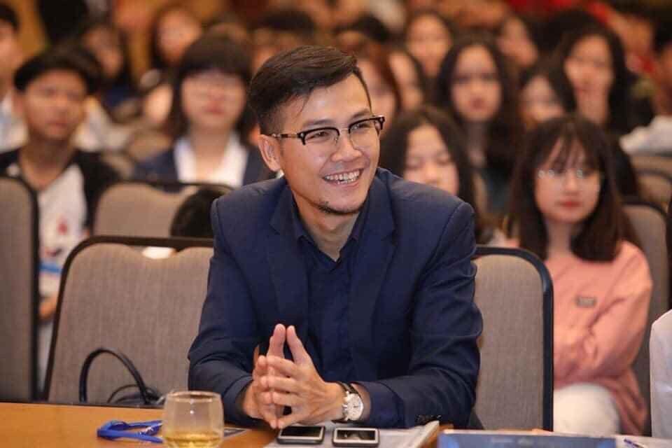 Ông Hoàng Viết Tiến - Phó tổng thư ký Hiệp hội Internet Việt Nam. Ảnh: NVCC.