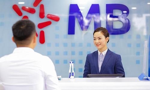 MB thực hiện chuyển đổi số với các sản phẩm dành cho khách hàng. Ảnh: MB.