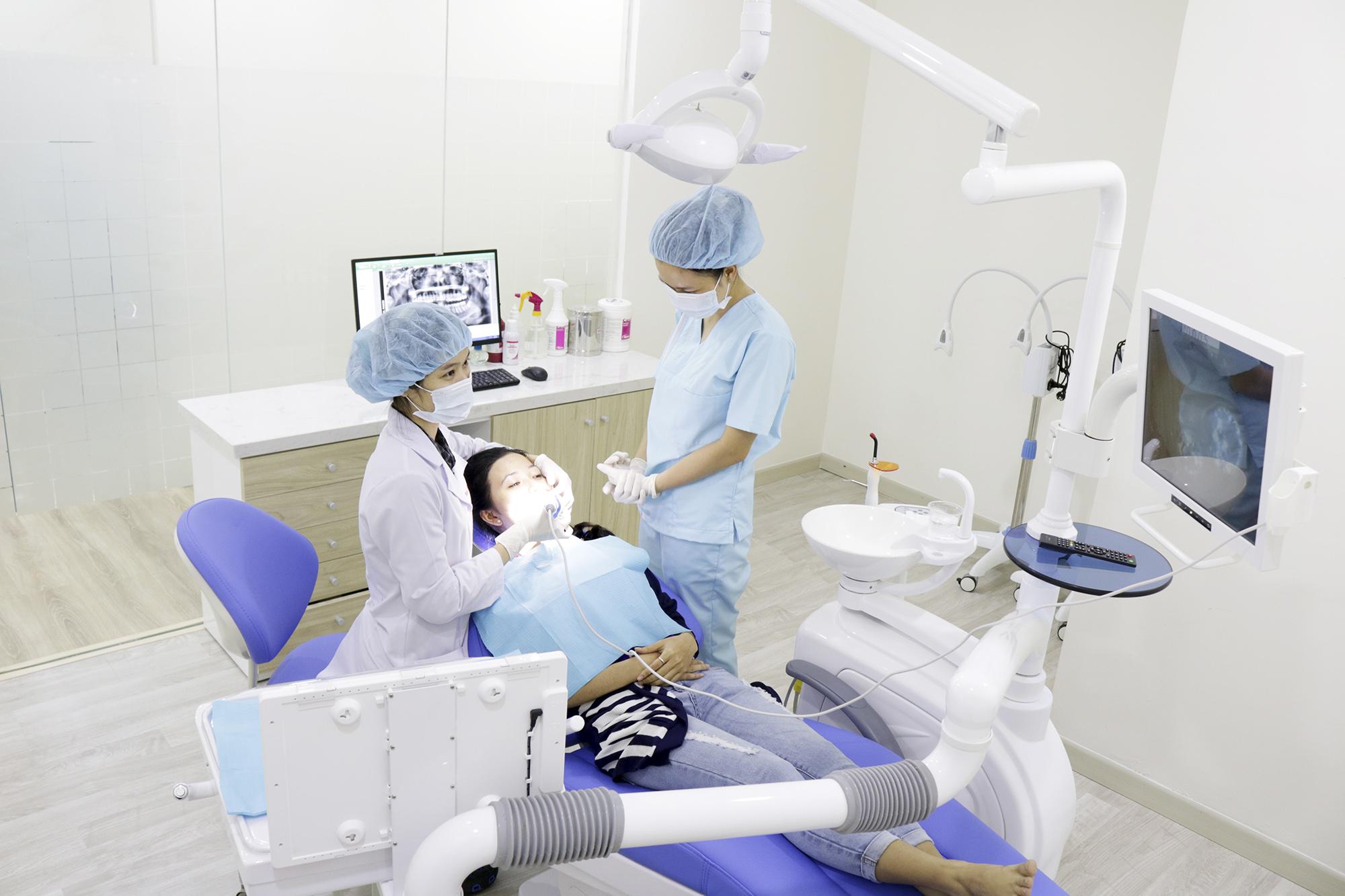 Nha khoa Kim có 19 cơ sở trong toàn quốc, dự định mở rộng trong thời gian tới. Ảnh: Nha khoa Kim.