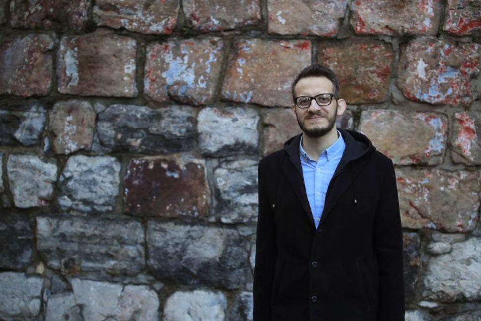 Abdul Kader Tizini đã lấy bằng kỹ sư cơ khí tại RWTH Aachen. Ảnh: Reuters