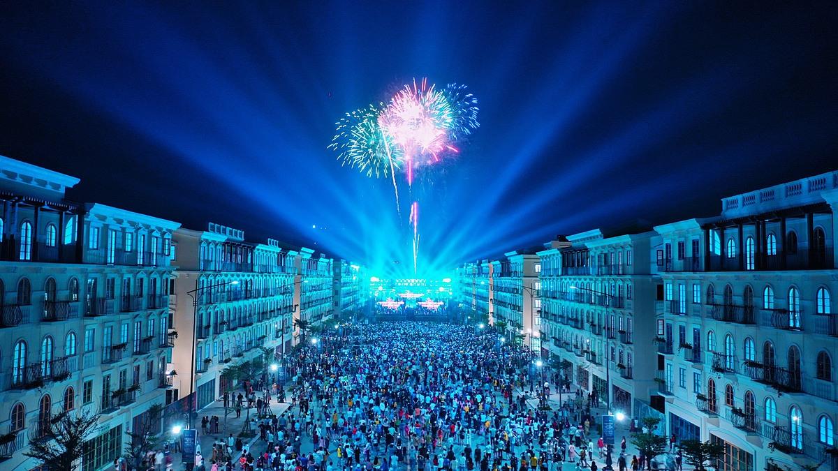 Được quy hoạch bài bản, Nam Phú Quốc là điểm đến đầu tư an toàn.