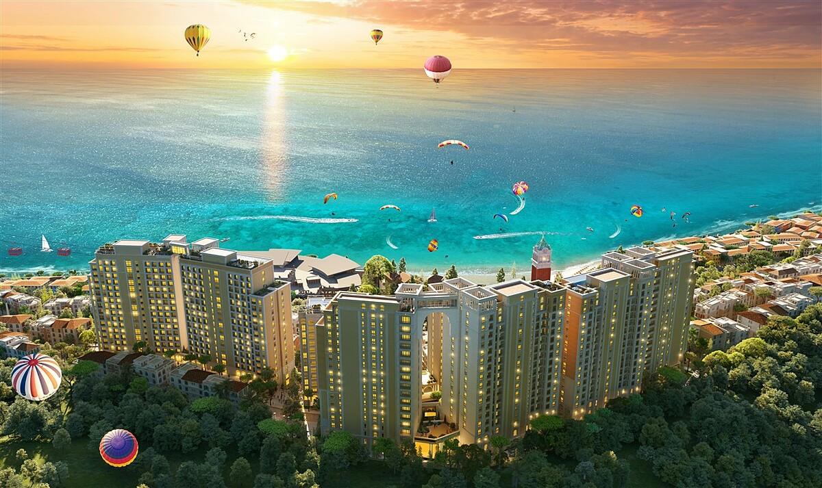 Nam đảo đang phát triển đồng bộ cả hạ tầng du lịch và hạ tầng đô thị