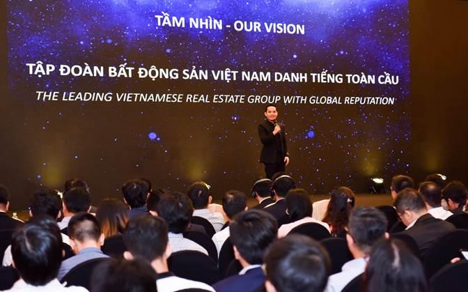Ông Nguyễn Bá Sáng chia sẻ về tầm nhìn, sứ mệnh của An Gia.