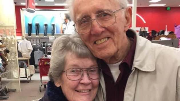 Hai vợ chồng Dan và Grace Porte. Ảnh: Dance và Grace Porte