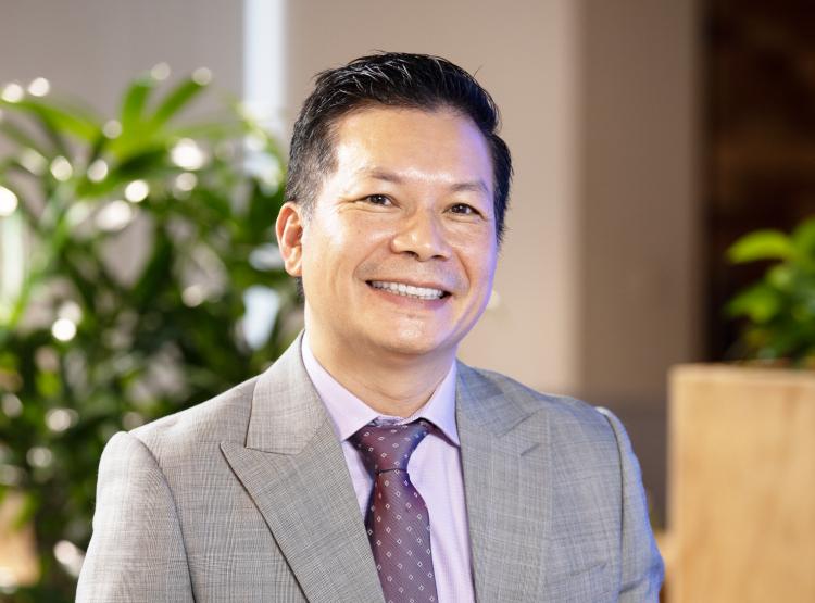Ông Phạm Thanh Hưng - Phó Chủ tịch Cen Group.
