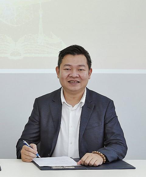 Ông Leon Trương từng làm việc tại Sendo, FPT, Fshare. Ảnh: DTS.
