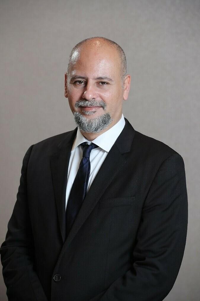 Kiến trúc sư Youssef Akila - Giám đốc Khối thiết kế của Masterise Homes. Ảnh: Masterise Homes.