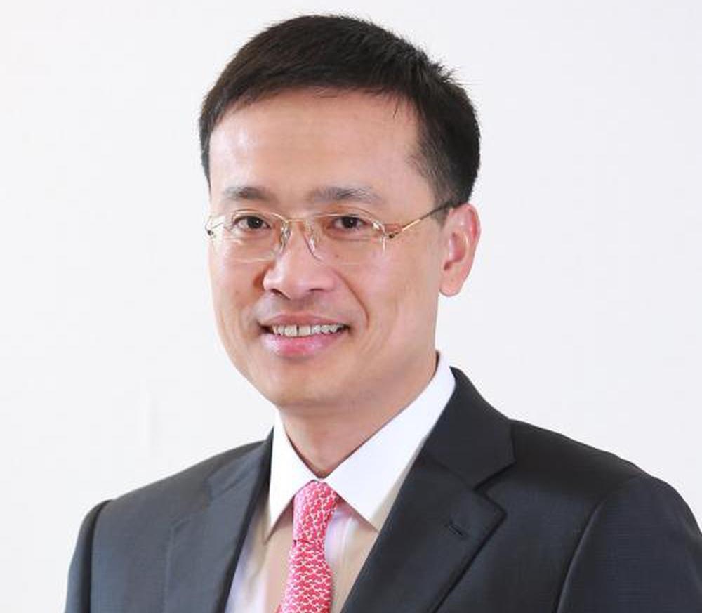 Ông Phạm Quang Dũng, Tổng giám đốc Vietcombank. Ảnh: Vietcombank