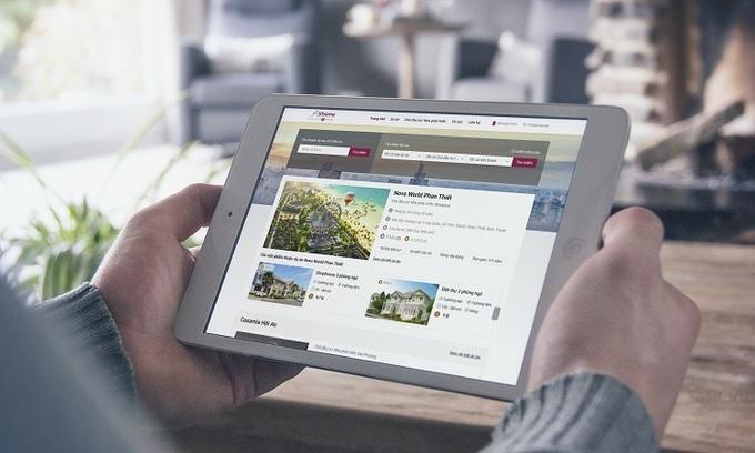 Ứng dụng công nghệ trong thị trường nhà đất ngày càng phổ biến