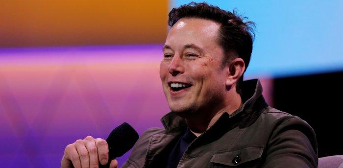 Tỷ phú Tesla Elon Musk. Ảnh: Reuters