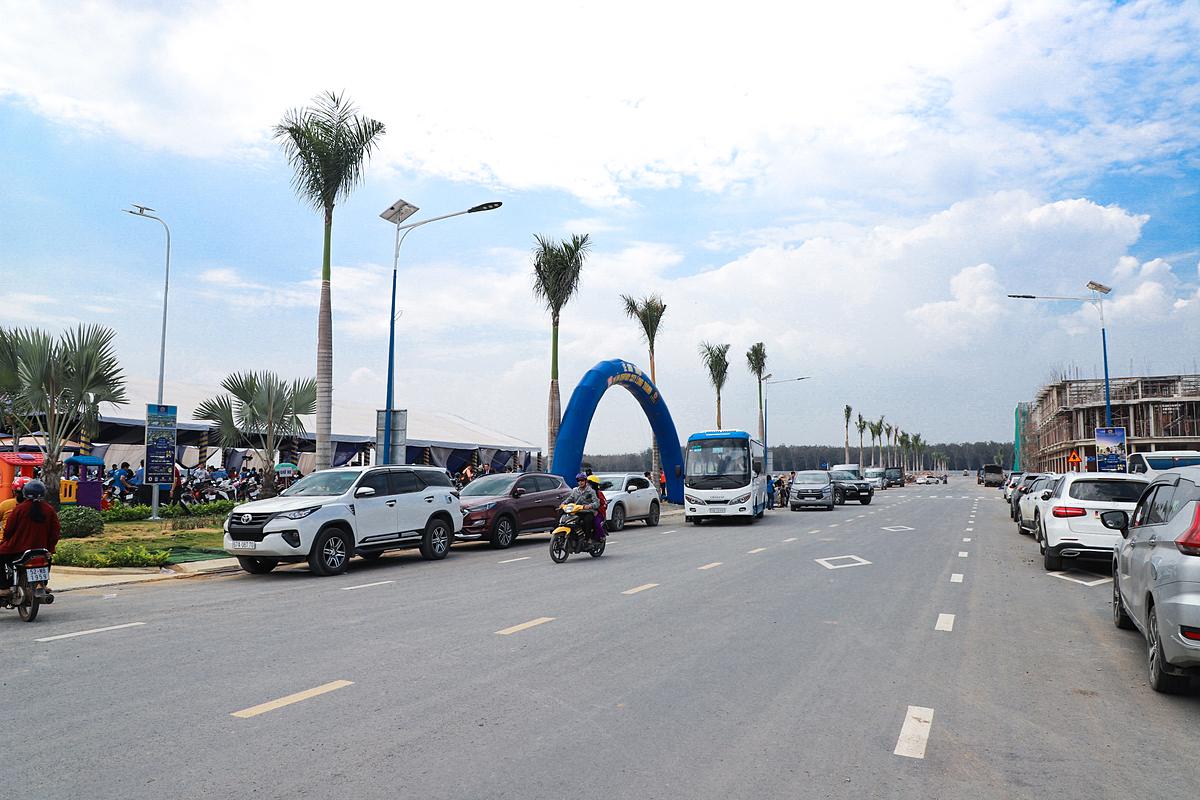 Các dự án do Kim Oanh Group đầu tư và phát triển đều được tập trung nâng cao chất lượng hạ tầng, cảnh quan, tiện ích.