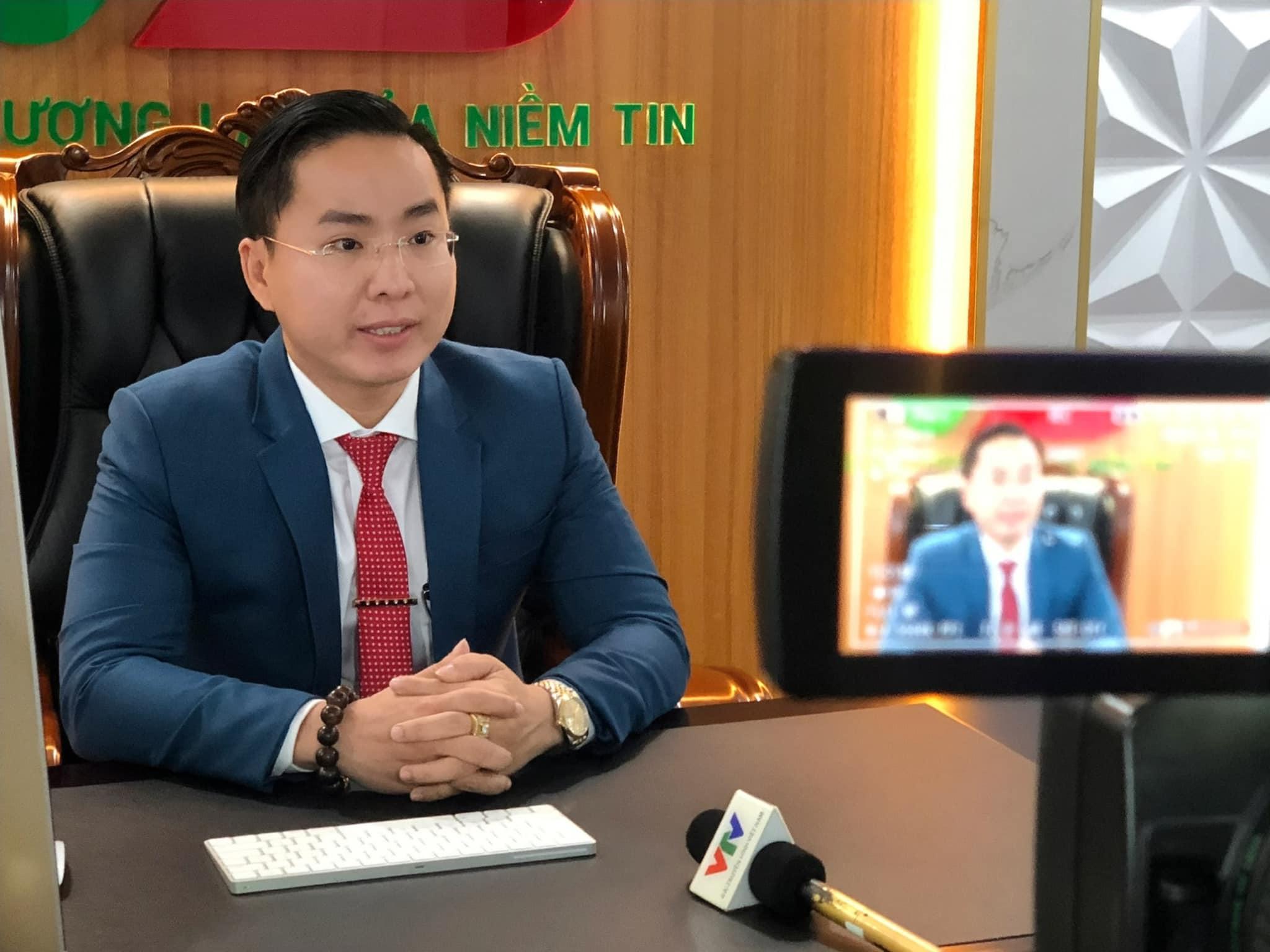 Chủ tịch VSetGroup - ông Trương Anh chia sẻ về định hướng phát triển Tập đoàn VSetGroup trong năm 2021.