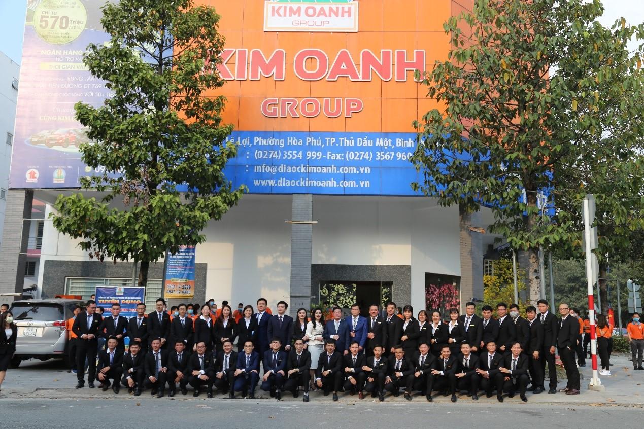 Con người là tài sản quý giá nhất của Kim Oanh Group. Ảnh: Kim Oanh Group.