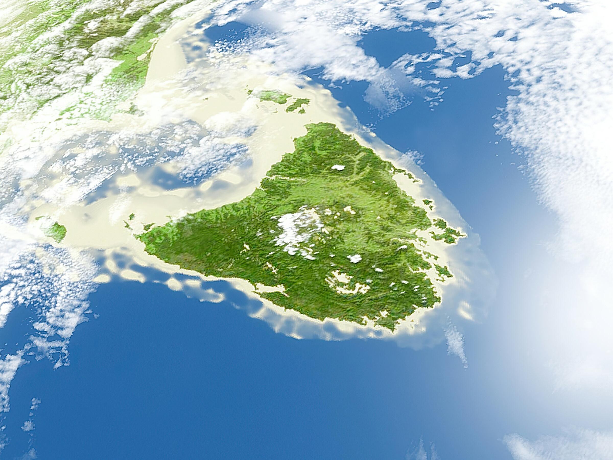Tasmania được cho là hòn đảo sạch nhất thế giới, theo nghiên cứu của Đại học Colorado năm 2020. Ảnh: Shutterstock
