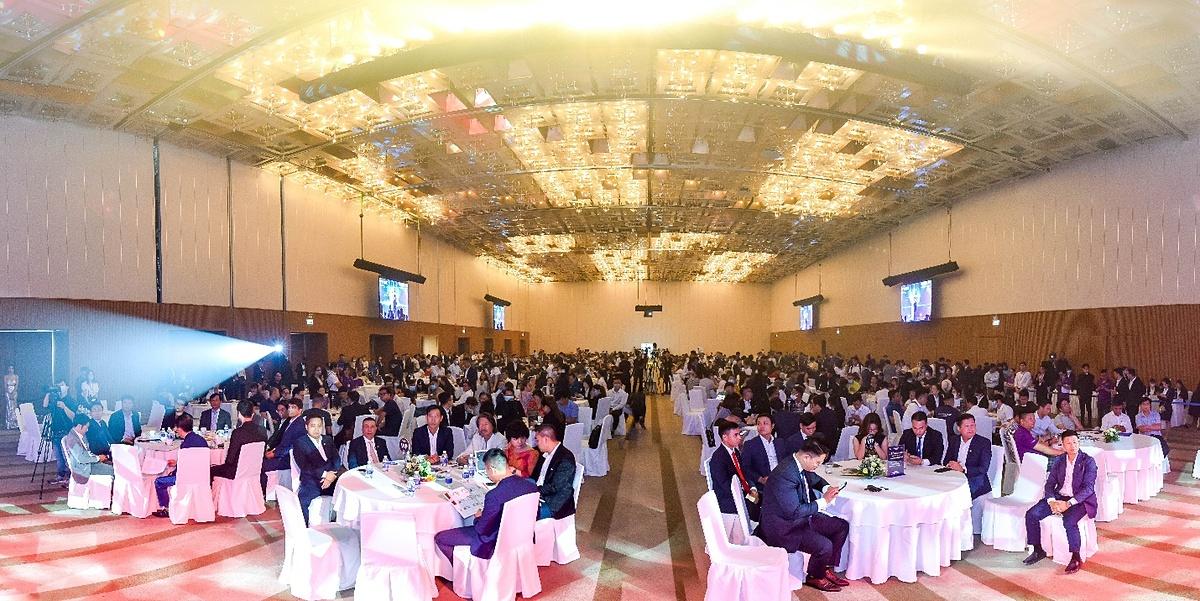 Hàng nghìn người dự lễ công bố dự án