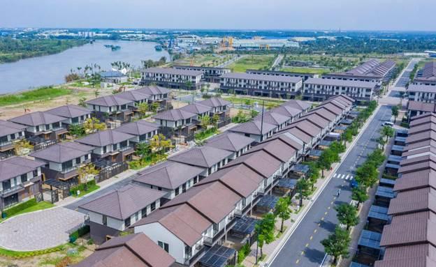 Phân khu Rivera 1 thuộc dự án Waterpoint đã được Tập đoàn Nam Long bàn giao cho khách hàng.