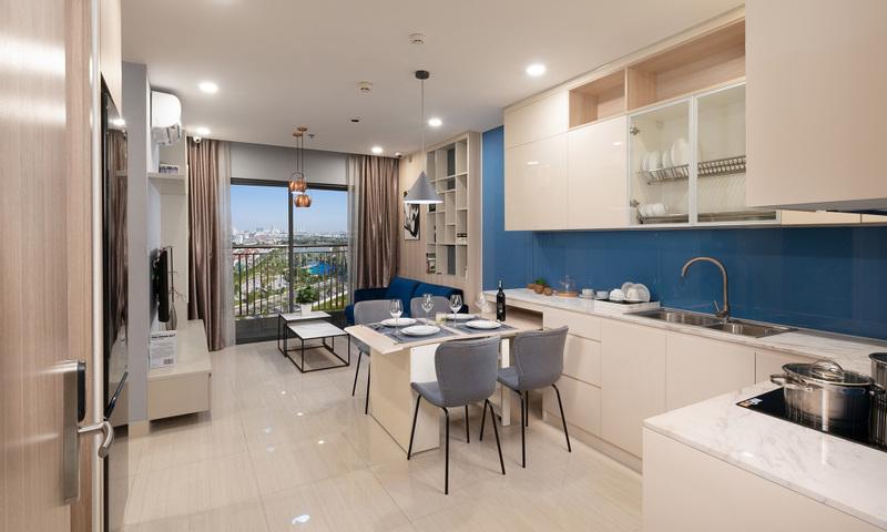 Thiết kế một căn hộ tại dự án