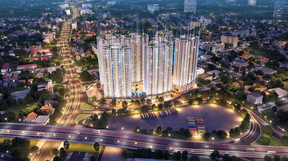 Tecco Elite City mang trải nghiệm sống hiện đại, chất lượng, mở đầu cho một xu hướng sống mới ở đô thị Thái Nguyên.