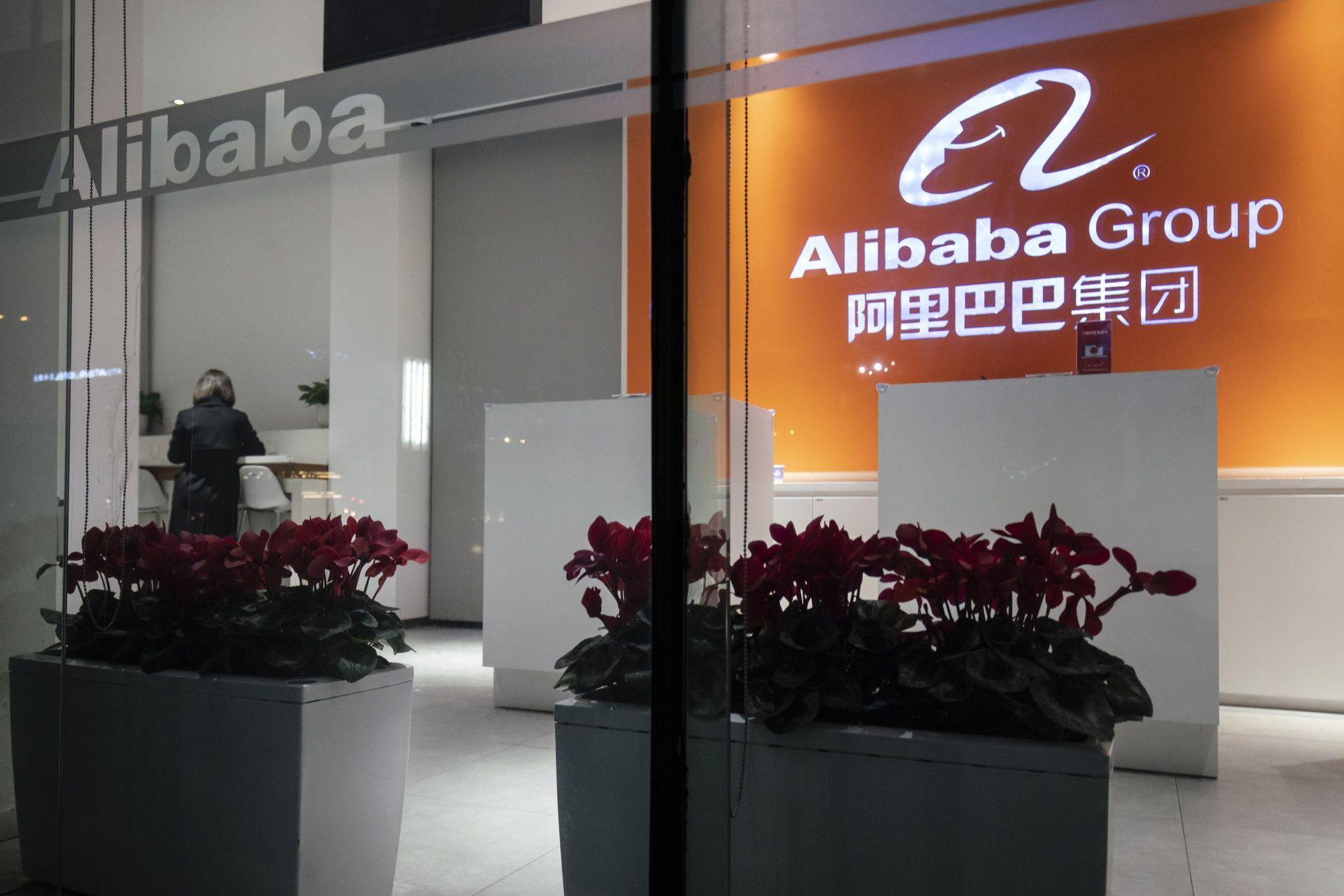Alibaba vẫn đang là mục tiêu siết kiểm soát của Trung Quốc. Ảnh: Bloomberg