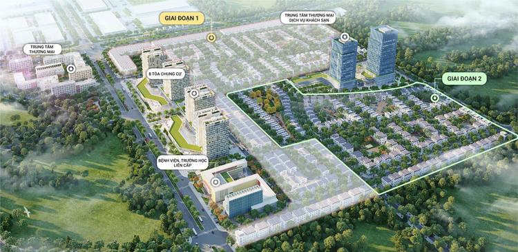 Khu đô thị Seoul Ecohome là kênh đầu tư giàu tiềm năng.