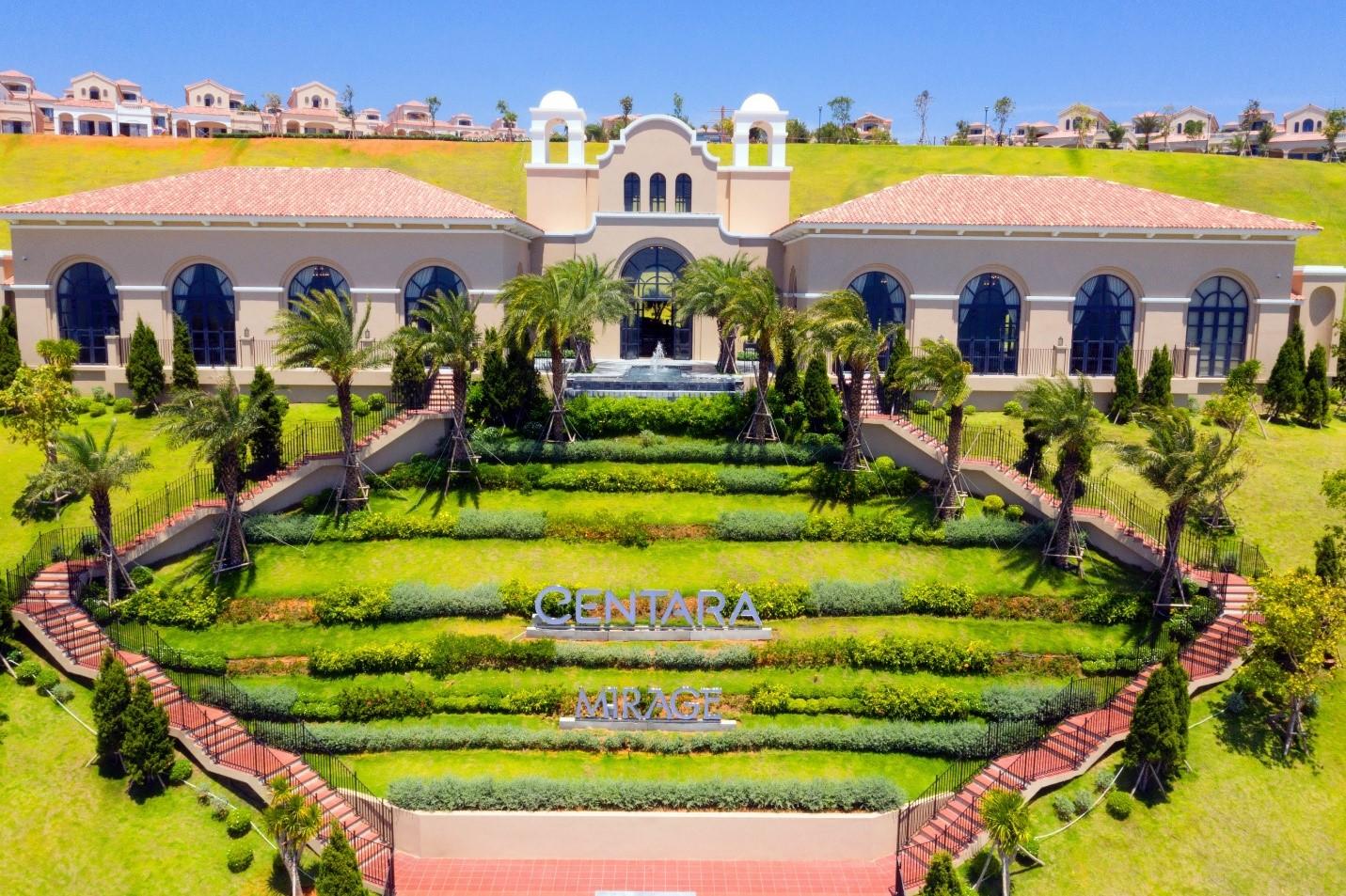 Centara Mirage Resort Mui Ne - địa điểm dự kiến tổ chức sự kiện Hội nghị Liên minh Lãnh đạo Thế giới - Club de Madrid năm 2022. Ảnh: Novaland.