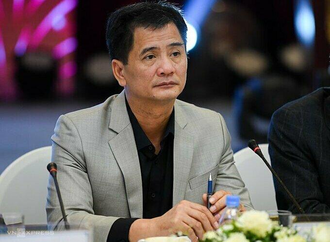 Ông Nguyễn Văn Đính, Tổng thư ký Hiệp hội môi giới bất động sản Việt Nam. Ảnh: Tuấn Cao.