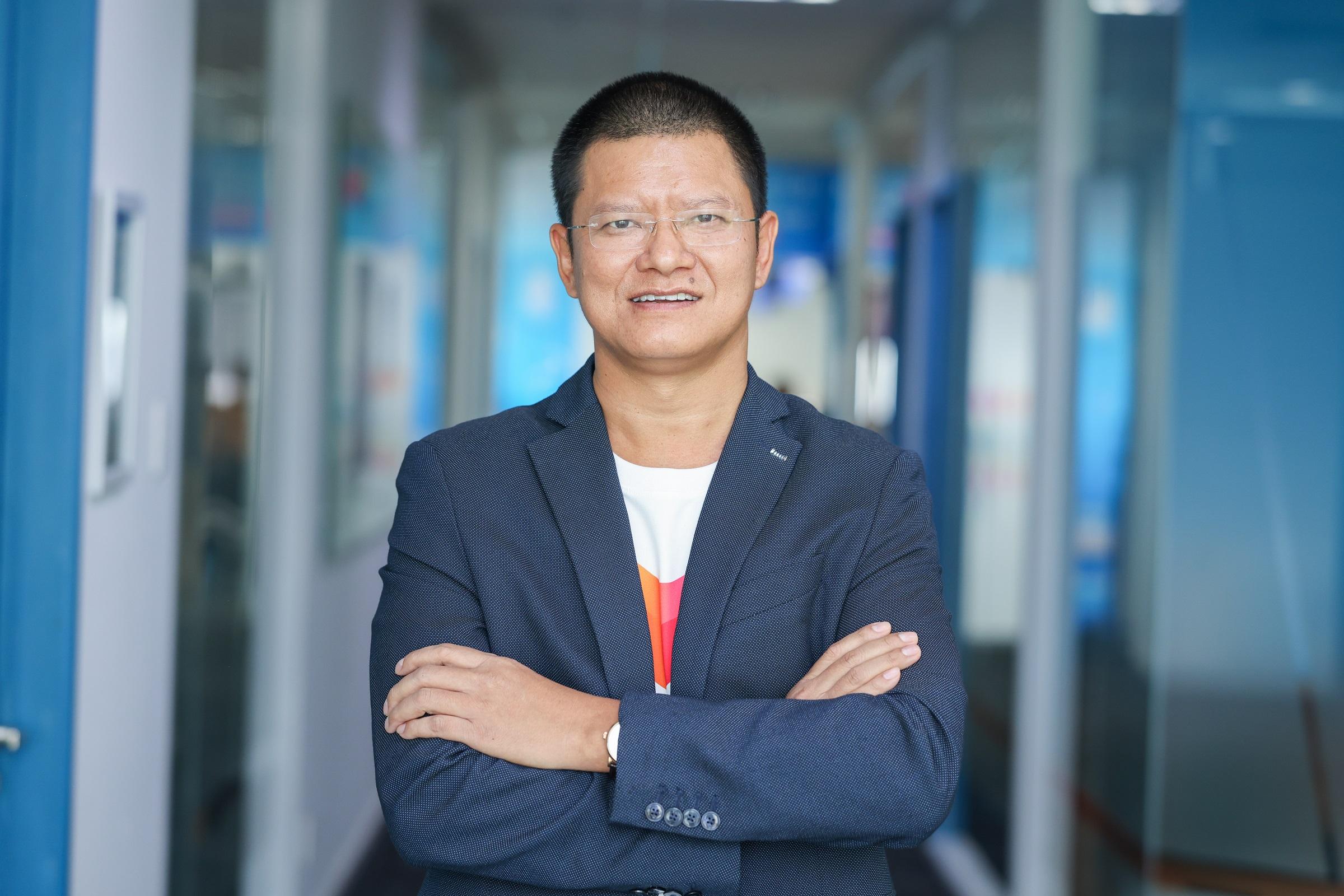 Ông Vũ Đức Thịnh, Giám đốc Logistics (CLO) Lazada Việt Nam. Ảnh: Lazada.