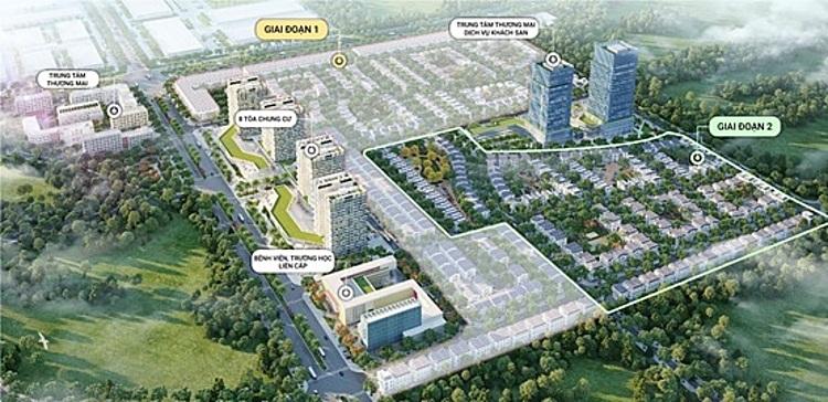 4 điểm nhấn trong phân khu mới ra mắt tại dự án Seoul Ecohome