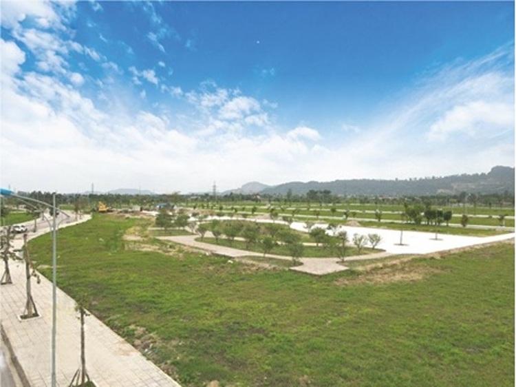 Công viên Nami Park (5.332m2) - một trong 7 công viên sinh thái giai đoạn 2 dự án Seoul Ecohome.