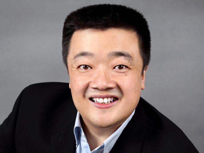 Bobby Lee - CEO sàn giao dịch tiền ảo BTCC. Ảnh: BTCC
