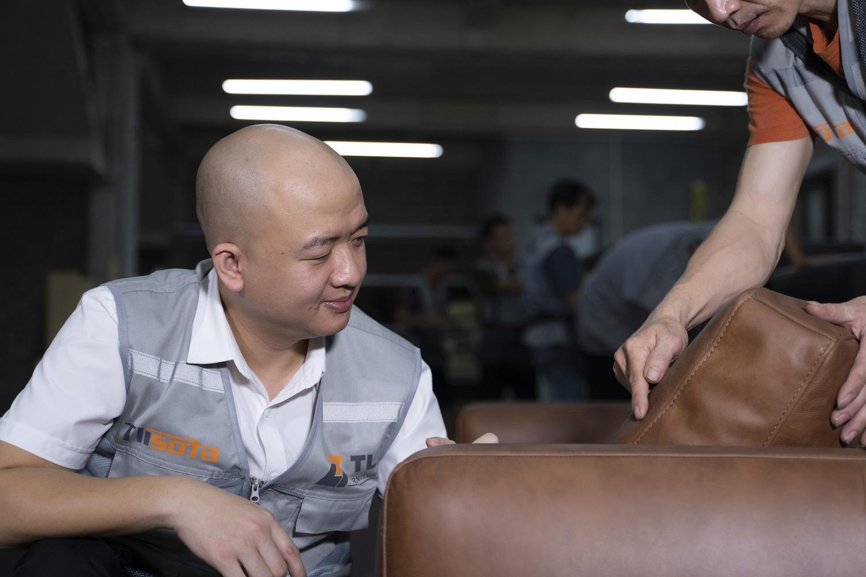Kiến trúc sư Vũ Tuấn - CEO Công ty nội thất TLI.