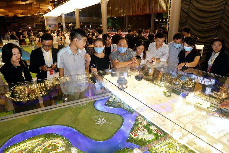 Phú Mỹ Hưng ra mắt dự án Cardinal Court đạt chứng chỉ công trình xanh