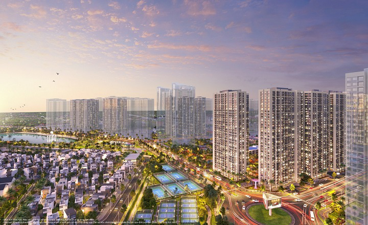Khách mua Vinhomes Smart City hưởng nhiều đặc quyền