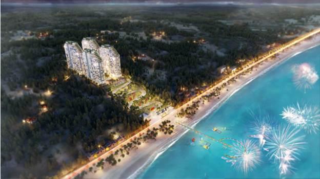 Apec Mandala Wyndham Mũi Né lọt vào top 10 khách sạn quy mô nhất thế giới khi đưa vào vận hành.