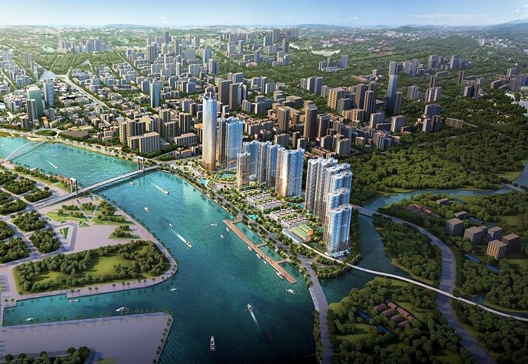 Phối cảnh dự án Grand Marina Sài Gòn